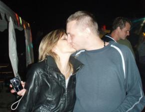 ja so svojím budúcim manželom :)