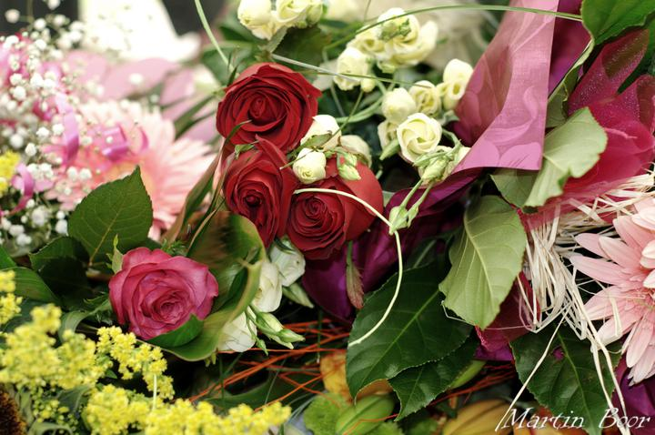 Zuzka{{_AND_}}Maťo - krásne kvety sme podostávali