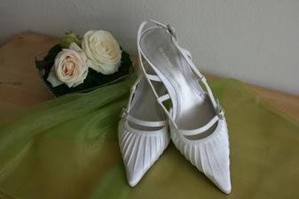 svatební botičky č.1