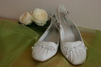 svatební botičky č.3