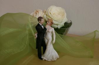 figurka na dortík