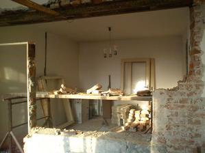 slnko svieti do tejto miestnosti po cely den :)