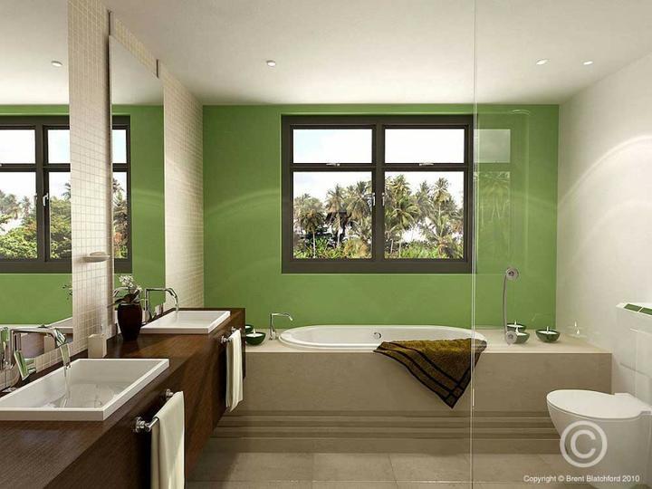 Čo sa mi páči - krasna zelena