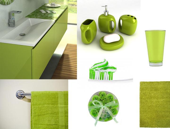 Čo sa mi páči - aj zubna kefka s pastou budu zelene (to ako ironia) :)