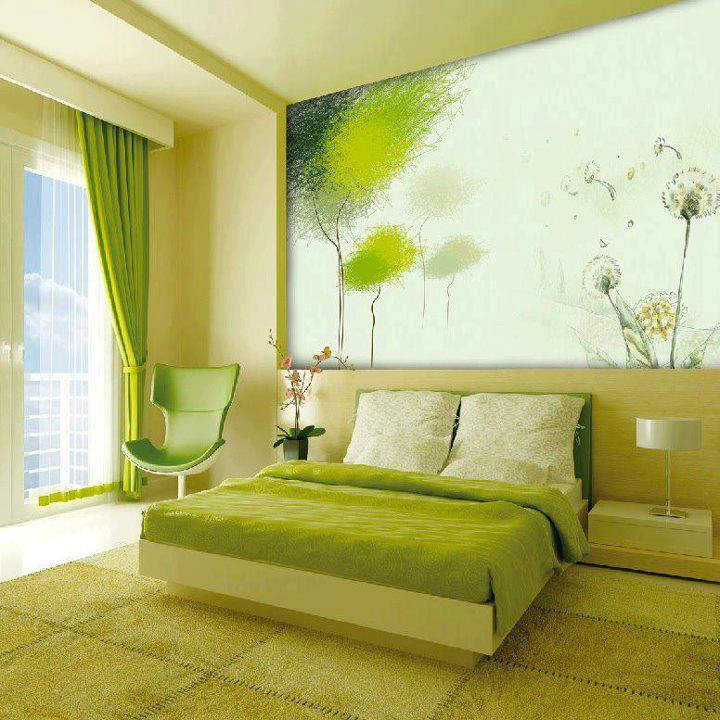 Zelené spálne - Obrázok č. 29