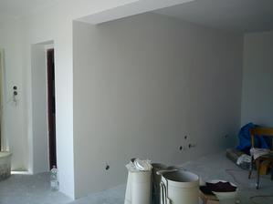 este treba domysliet kombinaciu farieb na steny :)