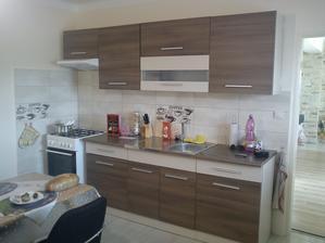 A nova kuchyn :)