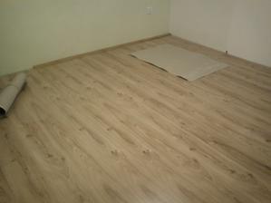 podlaha za nocneho svetla :)