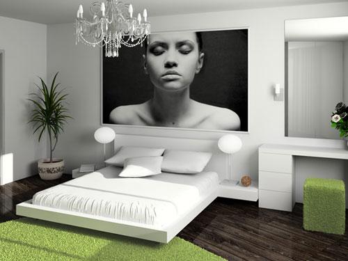 Zelené spálne - Obrázok č. 22
