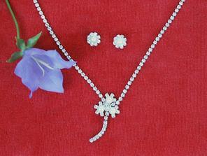 moje štrasové šperky