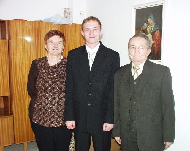 Marianna Tarčáková{{_AND_}}Ján Slovík - MOJ MILOVANY MANZEL S  RODICMI