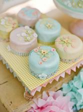 malé dortíčky