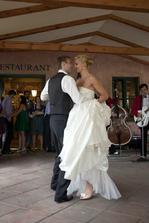 První tanec..