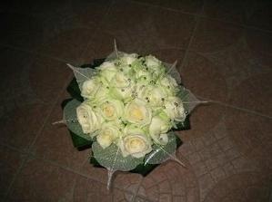 Svatební kytice kterou bych chtěla.1