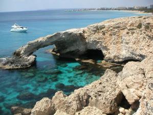 Moje vysněná svatební cesta... Kypr