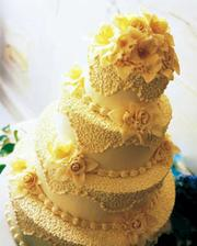 tuto tortu sme mali na svadbe-to bola megatorta, ani na stol sa nevmestila