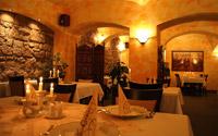 a v restauraci Gondola hostina ...