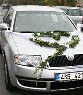 ... inspirace na svatebni auto ... :o)