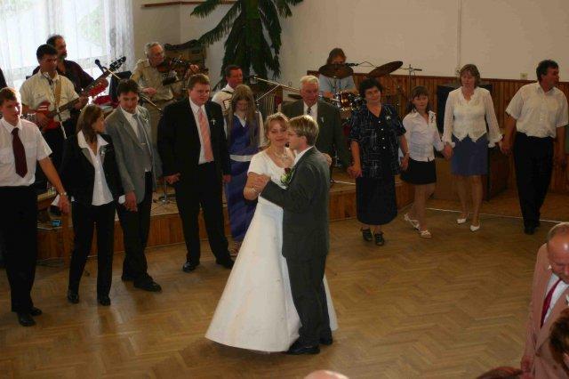 Jana{{_AND_}}Petr - první tanec