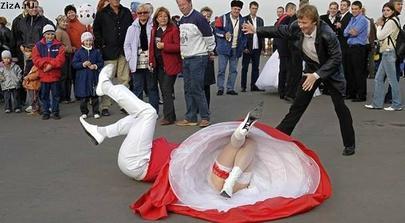 ať žije první tanec