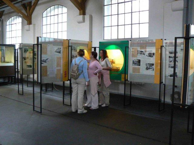 Sraz beremese 12. srpna 2006 - všichni studují