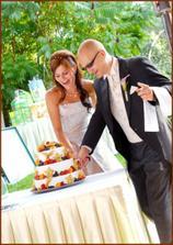 na dort stály dlouhé fronty! :-)