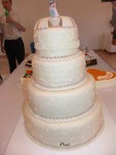 a další pěkňoučký dortík