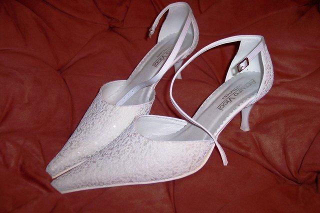 """Deň """"D"""" 25.08.2007 - a už mám aj topánočky..."""