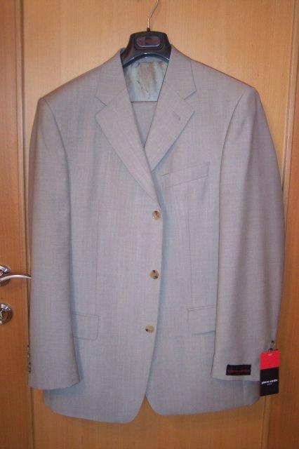 """Deň """"D"""" 25.08.2007 - ženíchov oblek"""