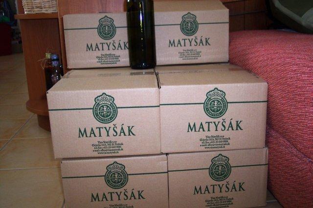 """Deň """"D"""" 25.08.2007 - ...vínečko bíléééé..."""