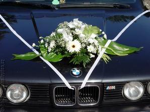 inšpirácie na ozdobu auta...