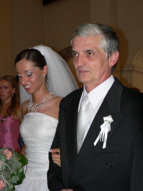 Erika Szarvasyová{{_AND_}}Janko Kováčik - ...no a nakoniec ja s otcom...