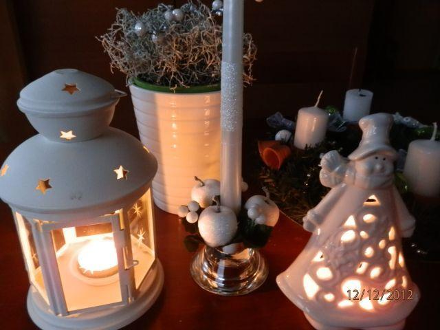 Zimno-vianočné - svietimee