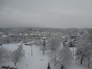 kráása...len keby ten sneh vydržal:)