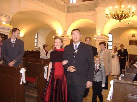 Danielka{{_AND_}}Mirko Havirovci - naši skvelí svedkovia Eka a Ondrej