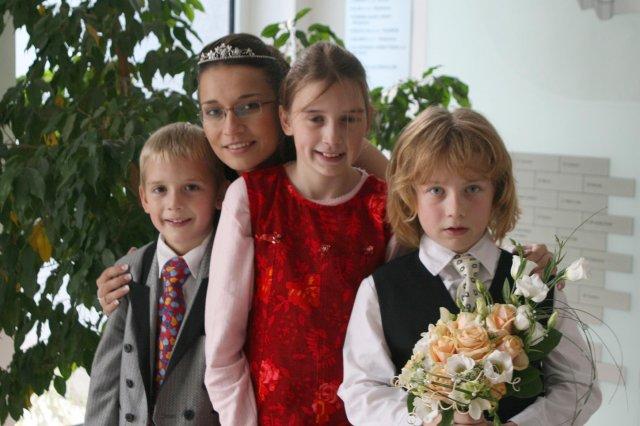 Danielka{{_AND_}}Mirko Havirovci - moji najuzasnejsi drobci Tobias , Tabitha, Samko