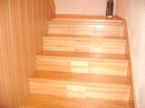 bukove schody