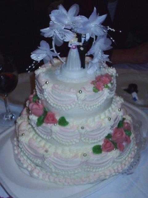 Gabika{{_AND_}}Palko - svadobná tortička