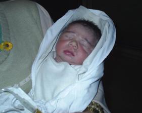 ...náš krásavec Palko tesne po narodení 17.9.2006