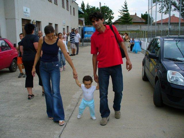 Gabika{{_AND_}}Palko - a takto už rád cupitám s maminkou a tatinom