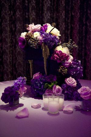 Purple Wedding Dreams..:o) - Krasne fialove naaranzovane..