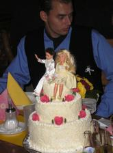 druhý dortík