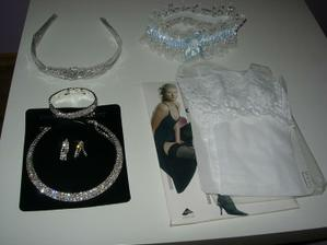 Šperky a doplňky pro mě:-)