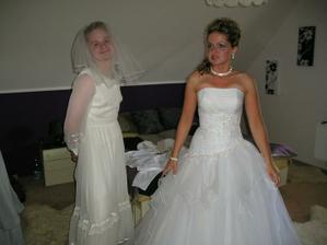 Kterou si ženich asi vybere:-) ?