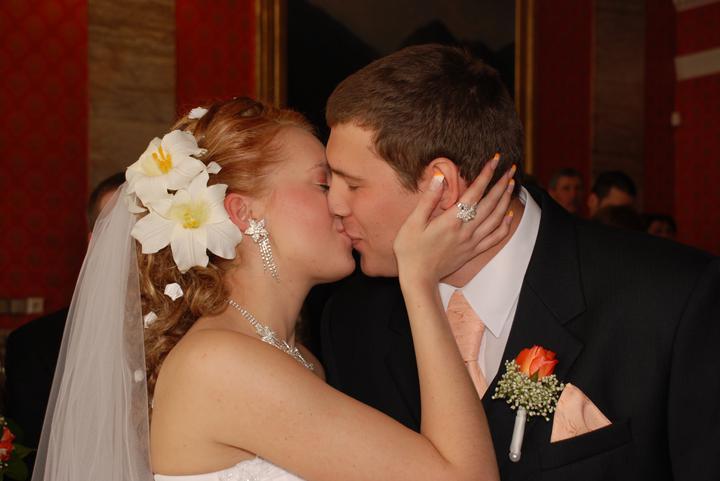 Lucia{{_AND_}}Andrej - a prví manželský....