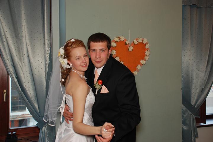 Lucia{{_AND_}}Andrej - a prvý novomanželský tanec...