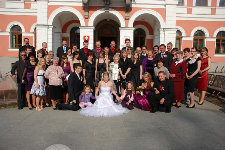 Lucia{{_AND_}}Andrej - a celá rodinka....