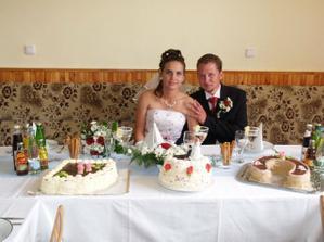 My dva a dortíky :o)