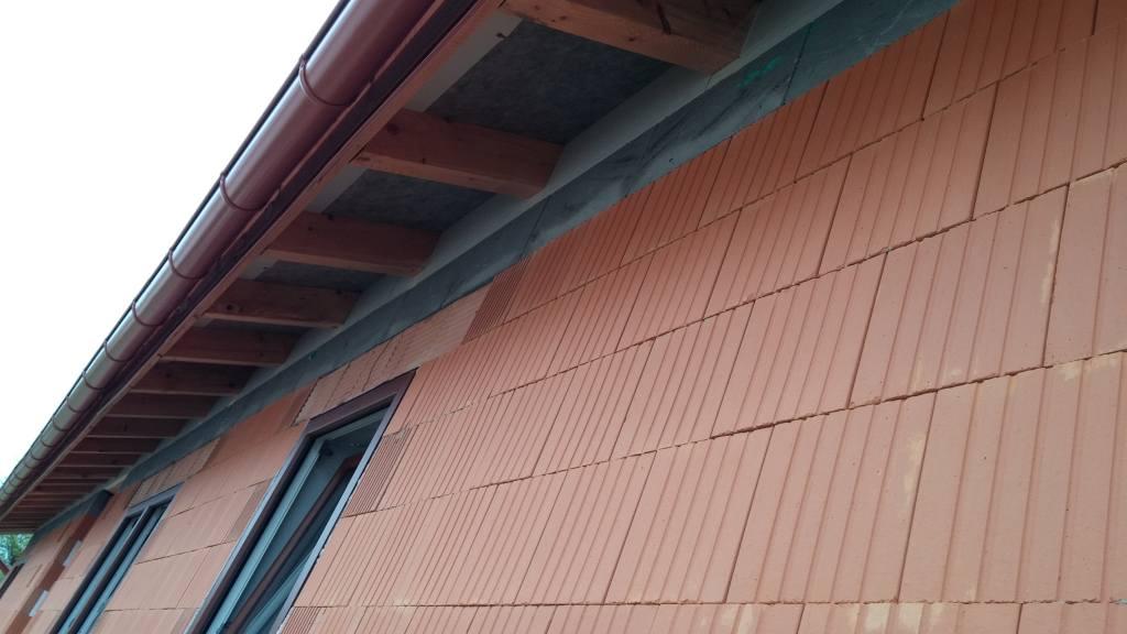 Stavba :) - PIR dosky ako izolácia pomúrnice