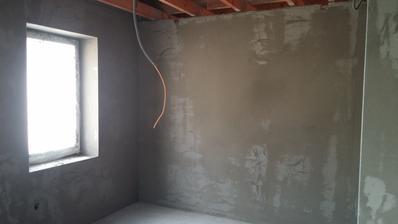 steny po prvej vrstve